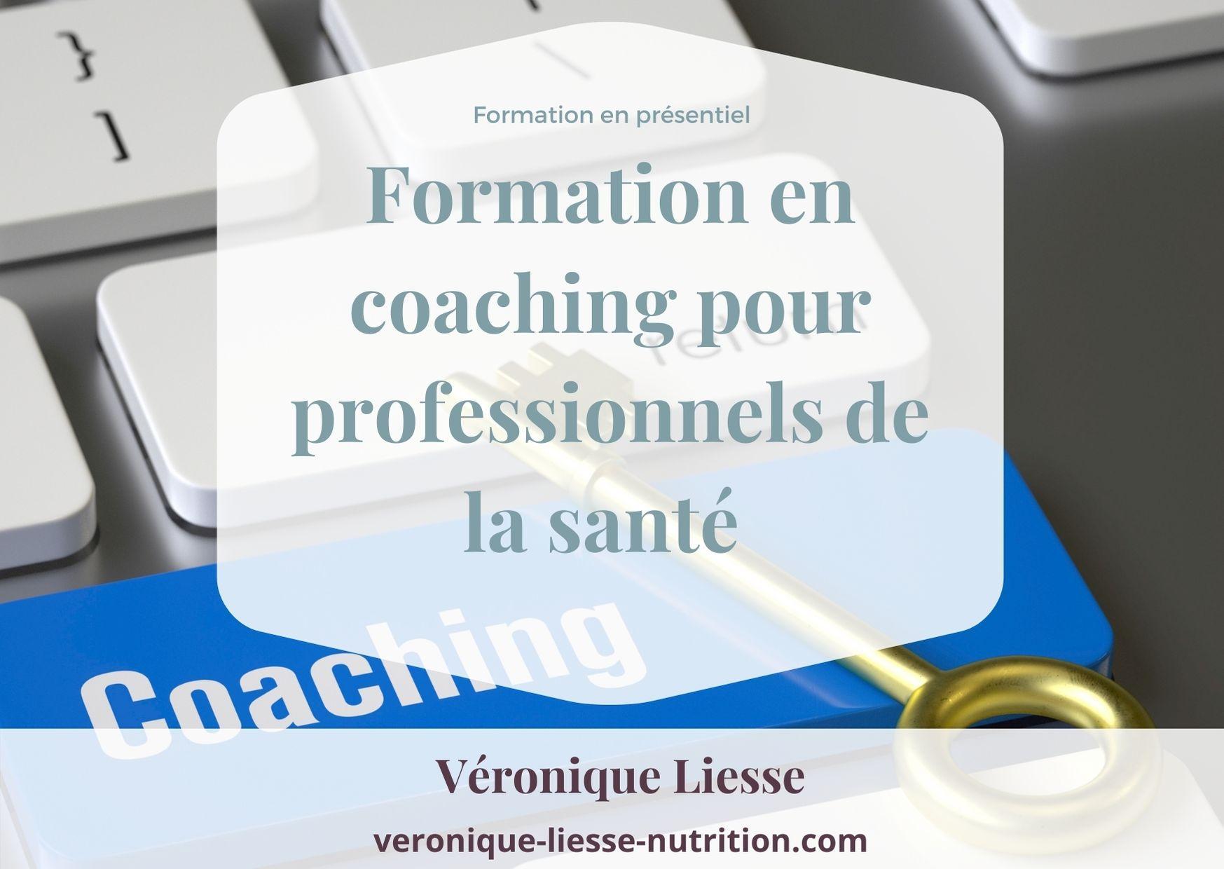 Formation coaching professionnels de santé